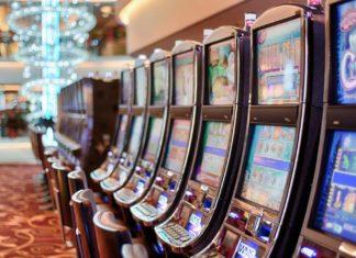 Casino Slots Interior
